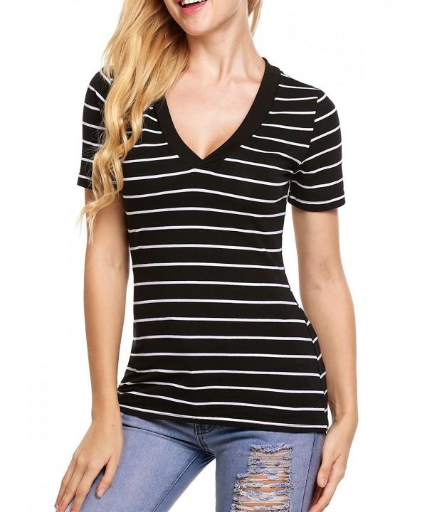 Beyove Womens Cotton Blend Shirt