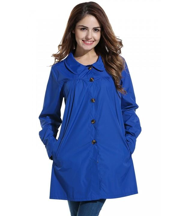 Hount Waterproof Raincoat Outdoor Lightweight