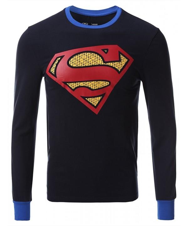 Superman Comics Sleeve Thermal Lounge