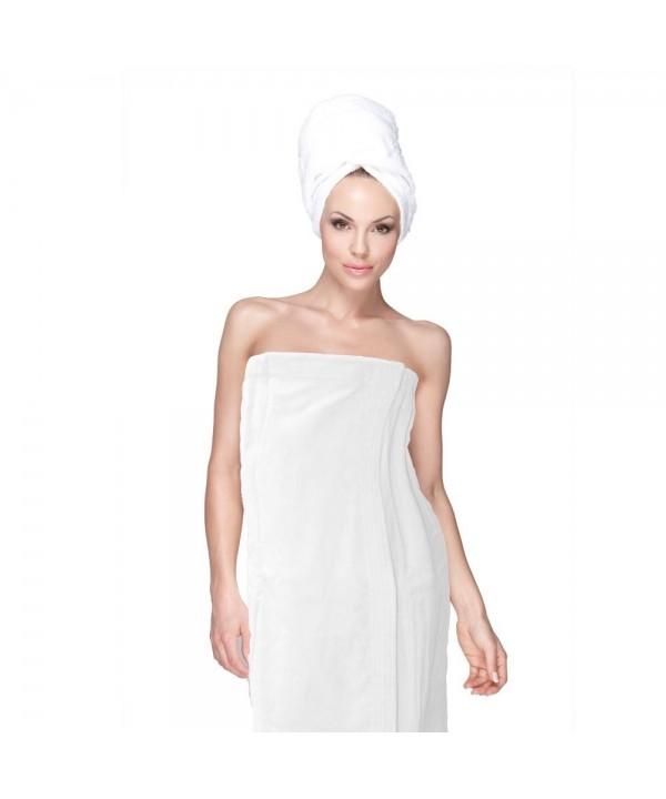 Home Lounge Shower Cotton Velour