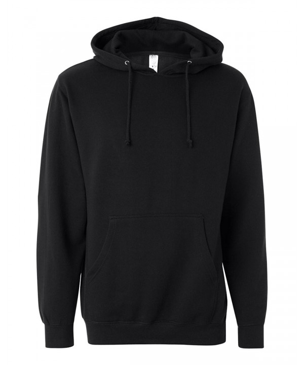 Midweight Hooded Sweatshirt SS4500 BLACK