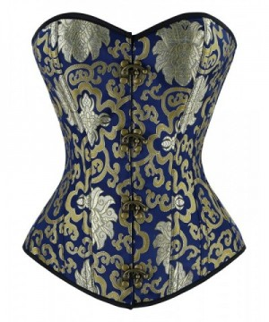 Charmian Steampunk Embroided Overbust XX Large