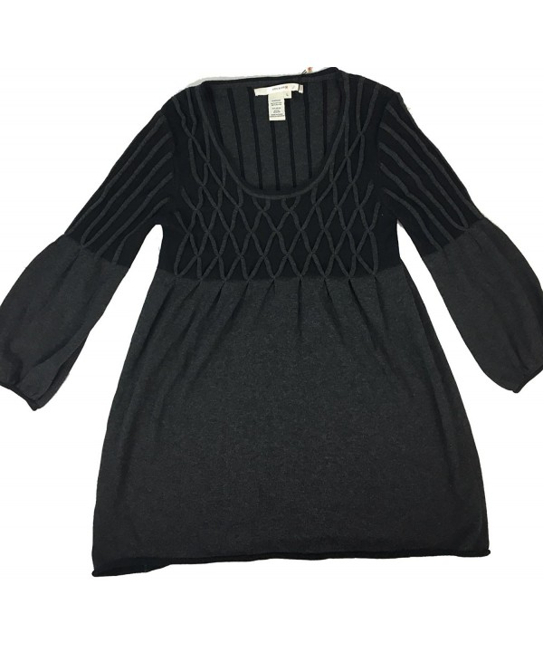 Studio Juniors Sweater Heather Charcoal