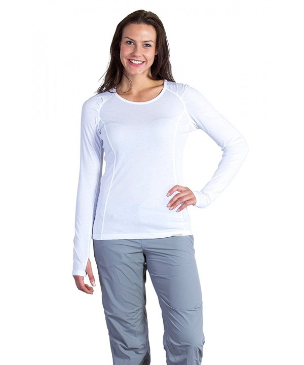 ExOfficio Womens BugsAway Sleeve Medium