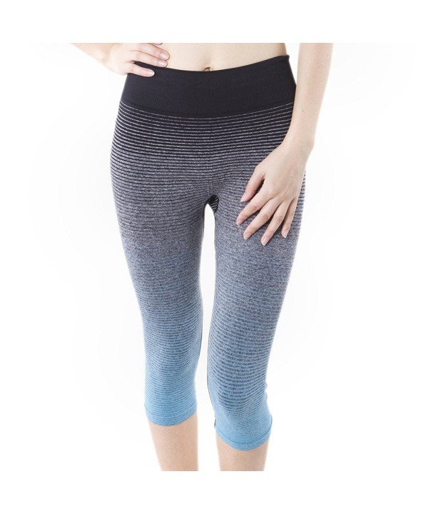 everbrighting Womens Ombre Power Seamless