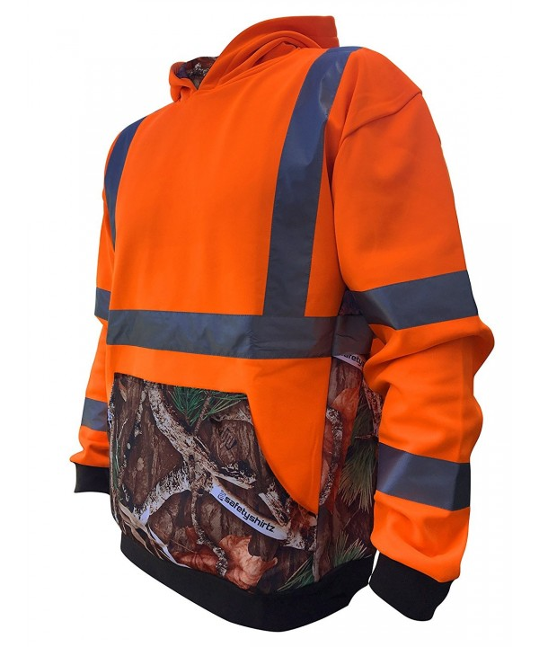 SafetyShirtz SS360 Deepwoods Safety Hoody