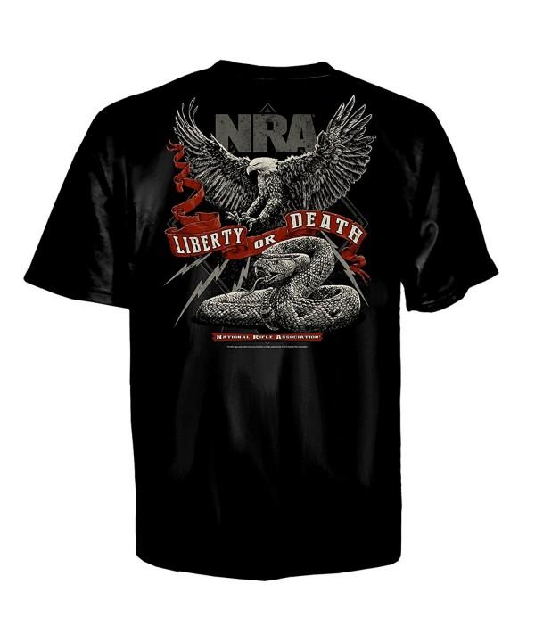 UWareTees Liberty Death Sleeve T Shirt Large