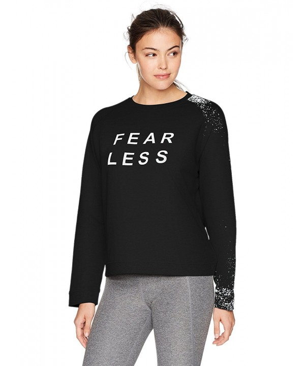 Sam Edelman Active Womens Sweatshirt
