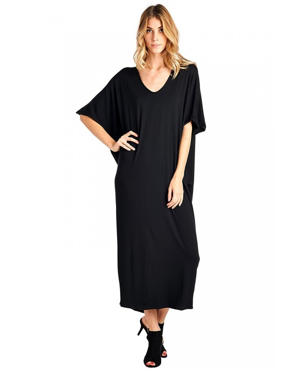 12 Ami Everyday Sleeve Caftan