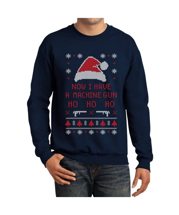 Tstars HO HO HO Christmas Sweatshirt XX Large