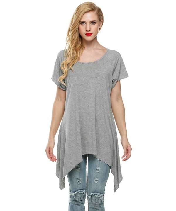 Meaneor Womens Swing T Shirt Blouse