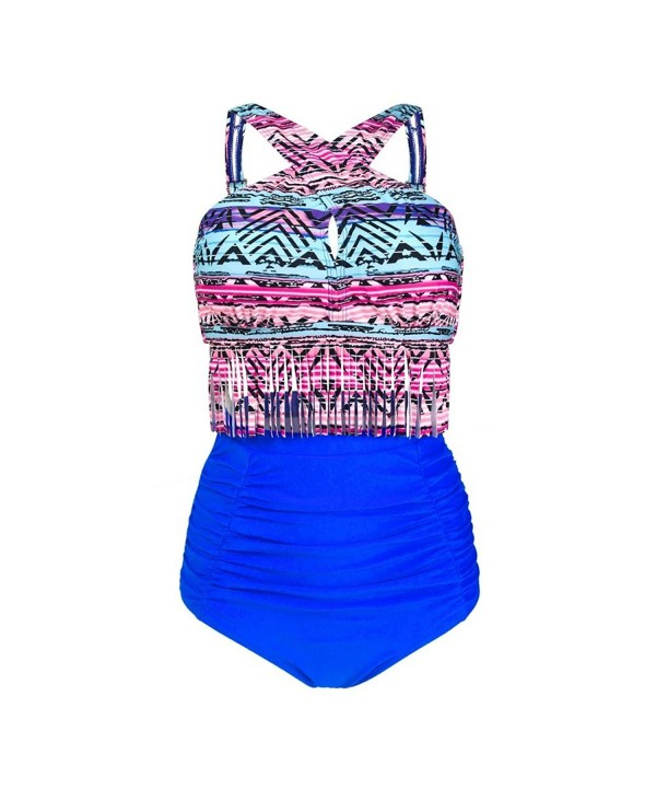 Bathing Swimsuit Bandage Vintage Swimwear