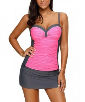 Discount Real Women's Tankini Swimsuits for Sale