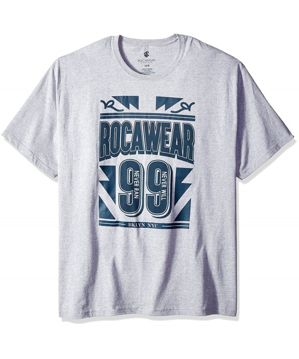 Rocawear Victory Short Sleeve Heather
