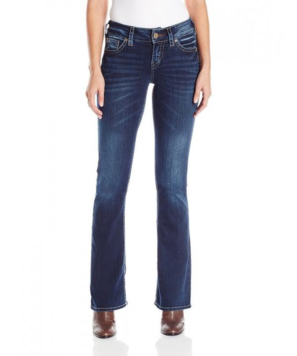 Silver Jeans Bootcut Indigo 25x35