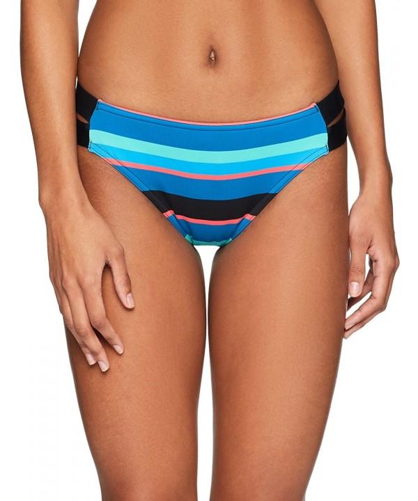 JAG Womens Stripe Strappy Bottom
