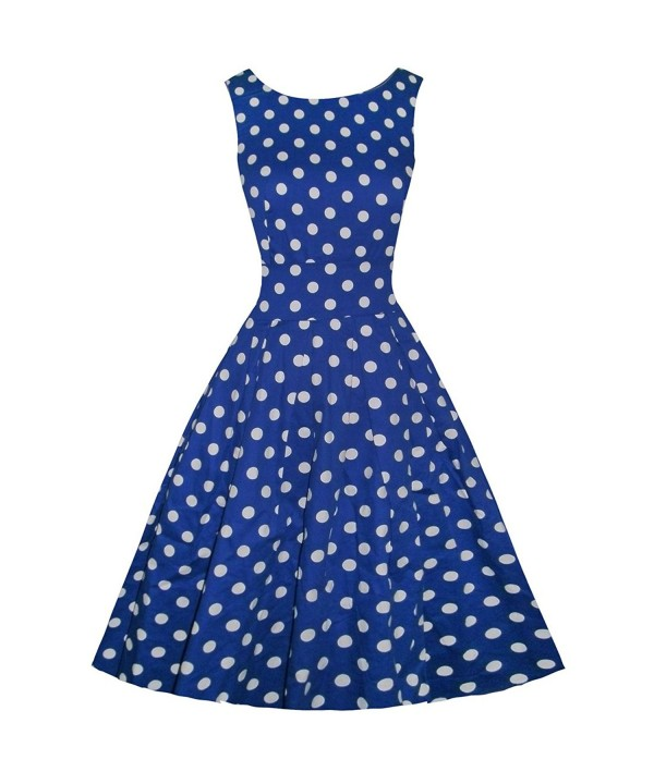 Womens Audrey Flared Skaters Dresses