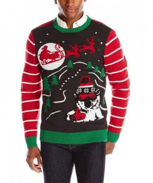 Ugly Christmas Sweater Radical Heather
