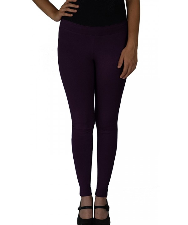 AV Cotton Spandex Inseam Leggings