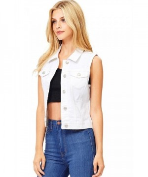 Designer Women's Outerwear Vests for Sale