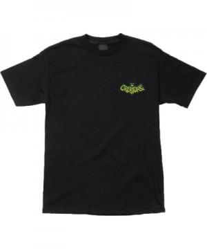 Creature Batty Regular Short Sleeve Shirts