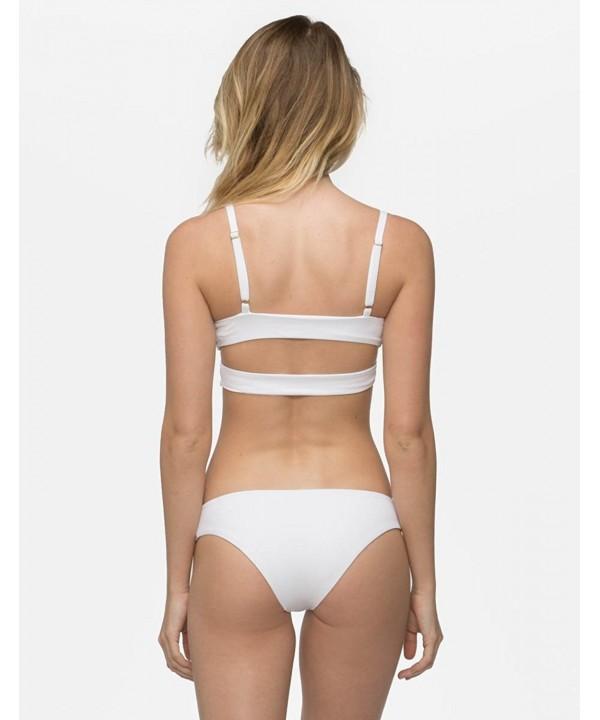 Tavik Womens Moderate Bottom White