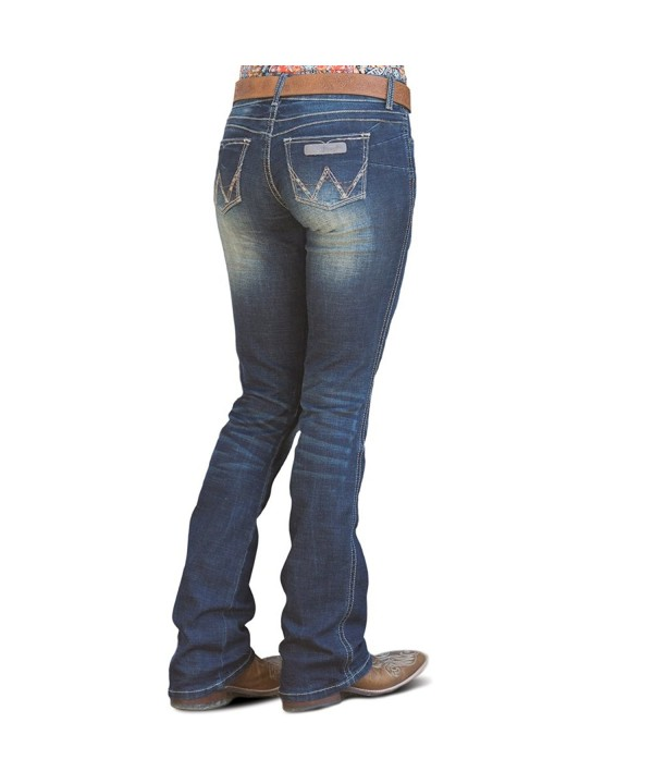 Wrangler Ladies Sadie Premium Technology