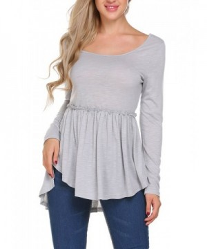 Soteer Sleeve Empire Blouse Shirts