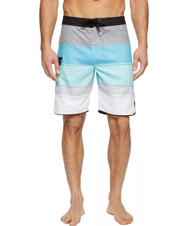 Cd187ngxtsz All Boardshort Light Blue Time Men's HIED92