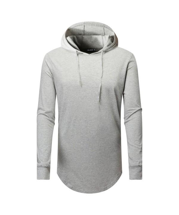 OLRIK Hipster Shirts Fashion Clothing