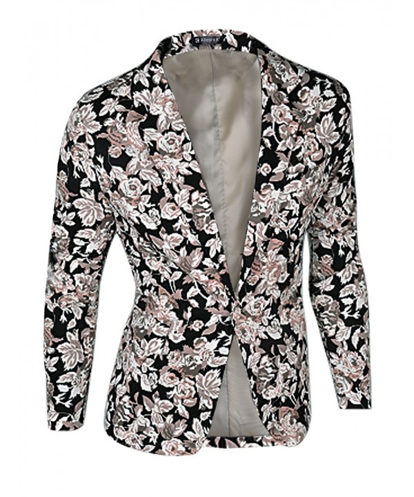 Allegra Floral Prints Sleeves Buttoned