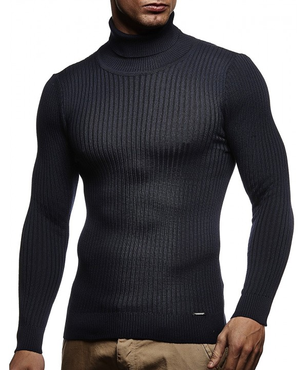 Leif Nelson LN1670 Muscle Sweater