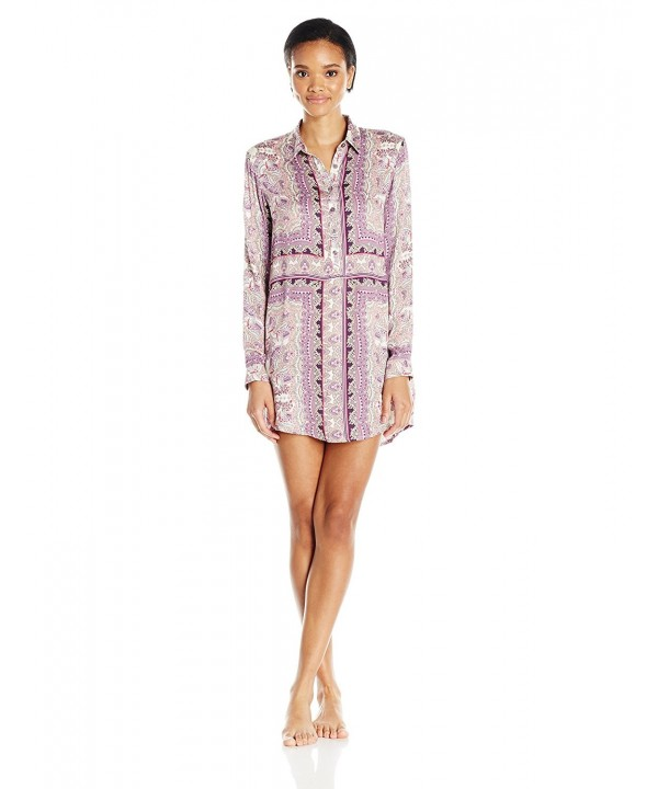 PJ Salvage Womens Lounge Nightshirt