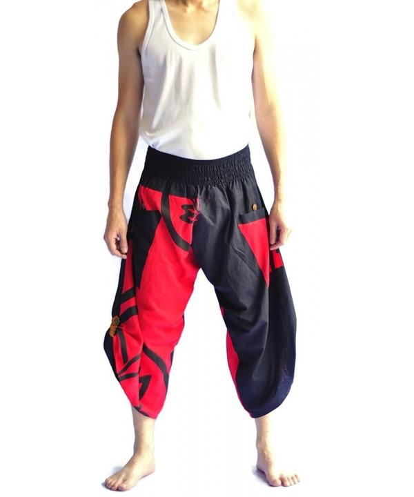 Pants Japanese Style Black black