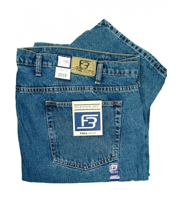 FULL 90203OS L POCKET RELAXED INDIGO
