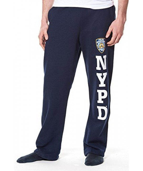 NYPD Adult Navy Fleece XLarge