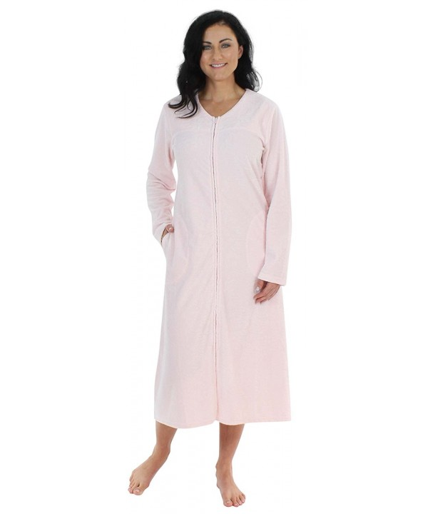 Sleepyheads Womens Sleeve Housecoat SH1446 4052 LRG