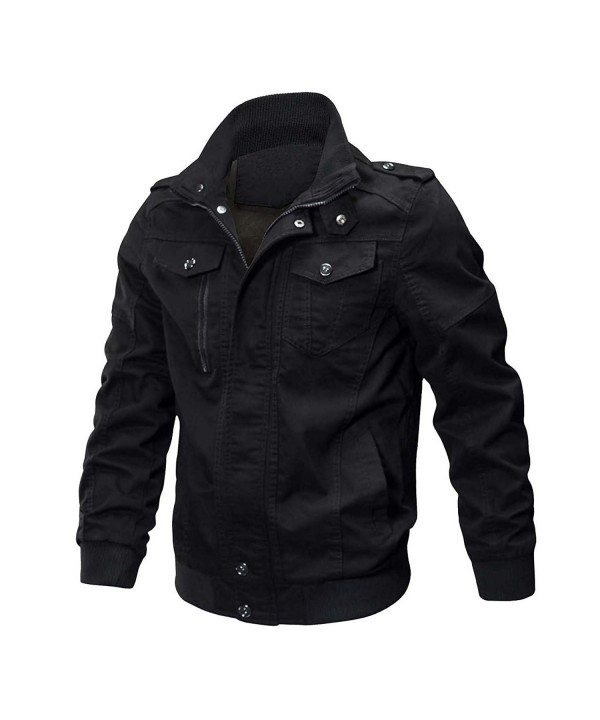 CRYSULLY Stylish Classic Sportswear Jackets