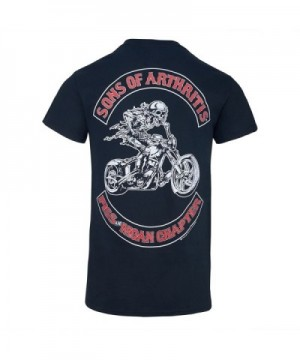 Sons Arthritis Chapter Biker T Shirt