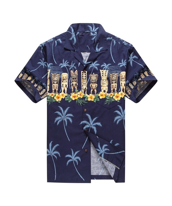Hawaii Hawaiian Shirt Aloha Cross
