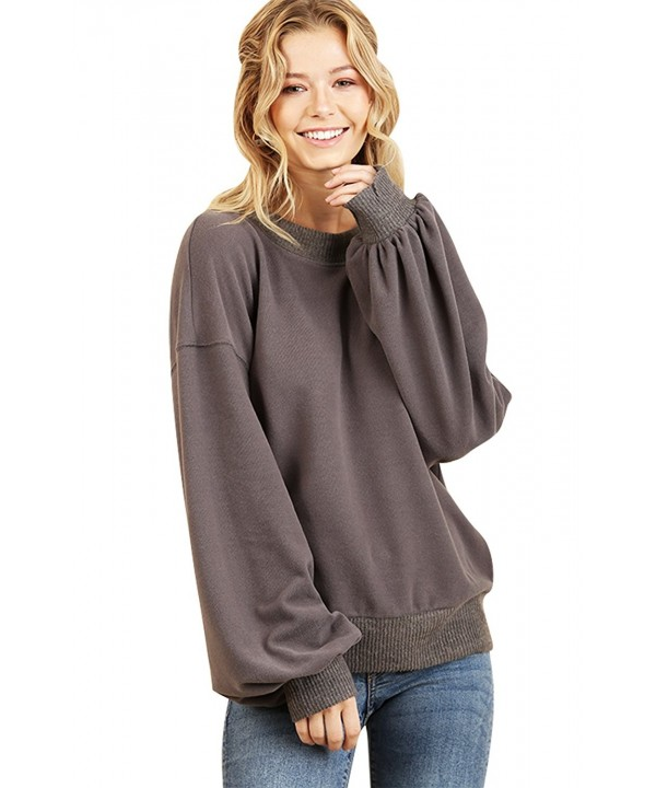 Umgee Oversized Stylish Weather Sweater