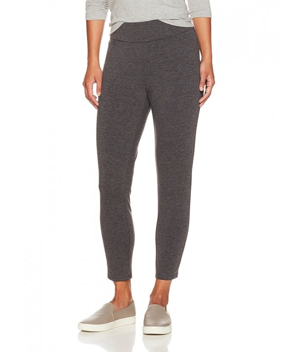 Ruby Rd Stretch Legging Charcoal