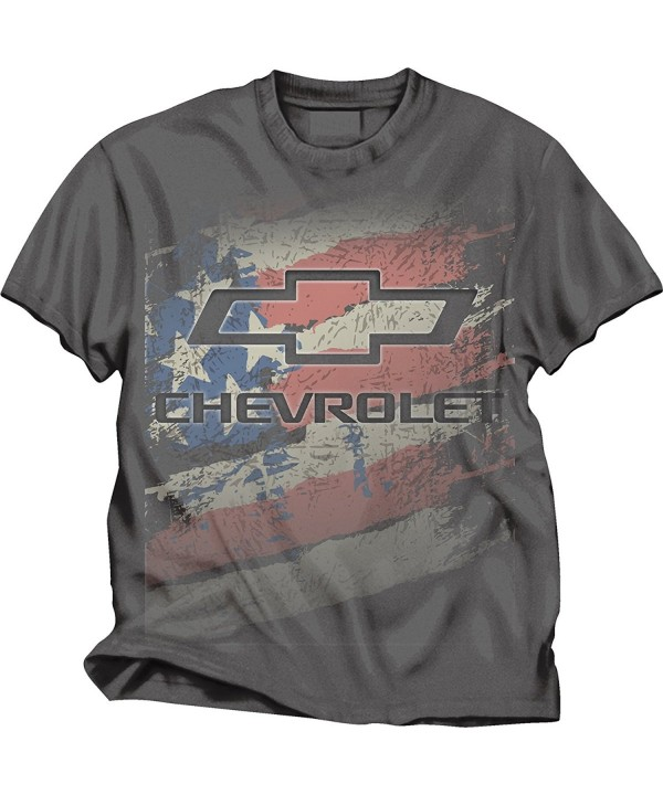 Checkered Flag Chevy American T Shirt