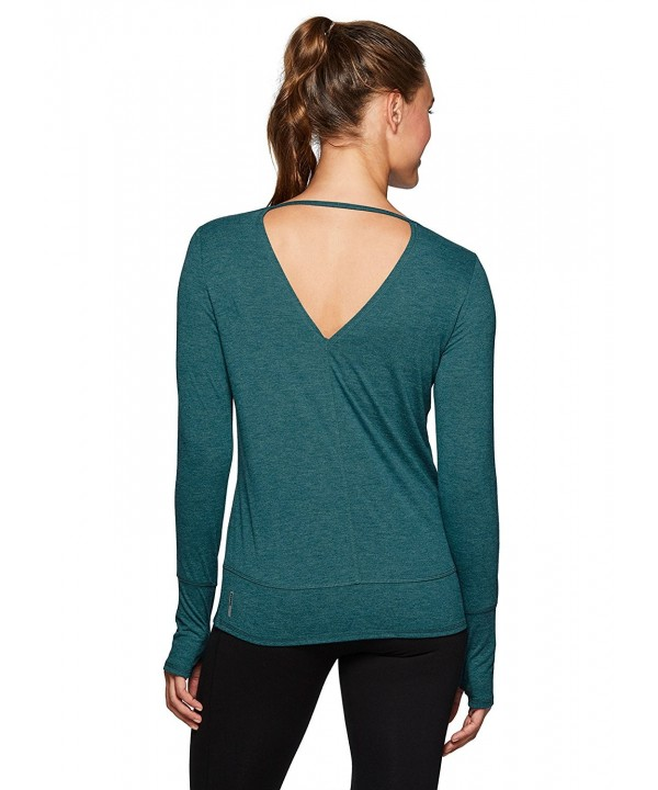RBX Active Womens Sleeve Green