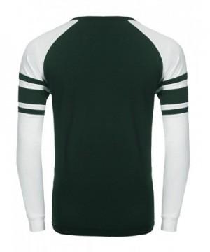 Cheap Men's Henley Shirts Outlet