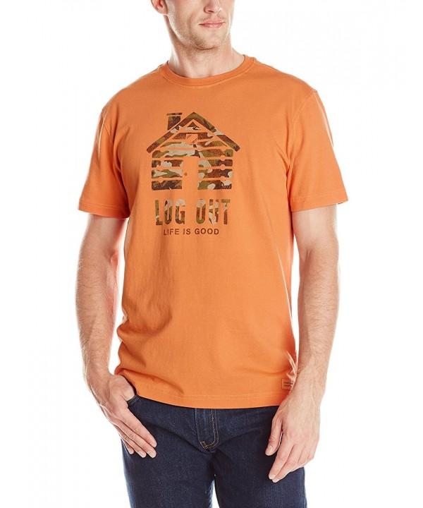 Life Crusher Cabin Spicy Orange