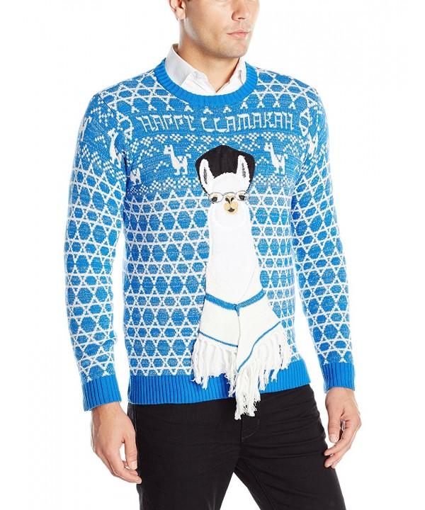 Blizzard Bay Llamukah Christmas Sweater