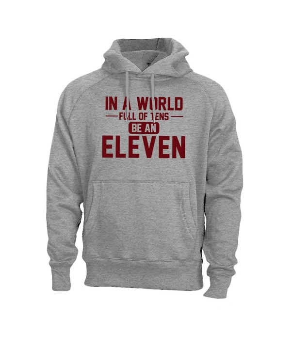Fantastic Tees Eleven Sweatshirt Heather