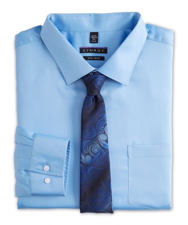 Synergy Synrgy Sateen Dress Shirt