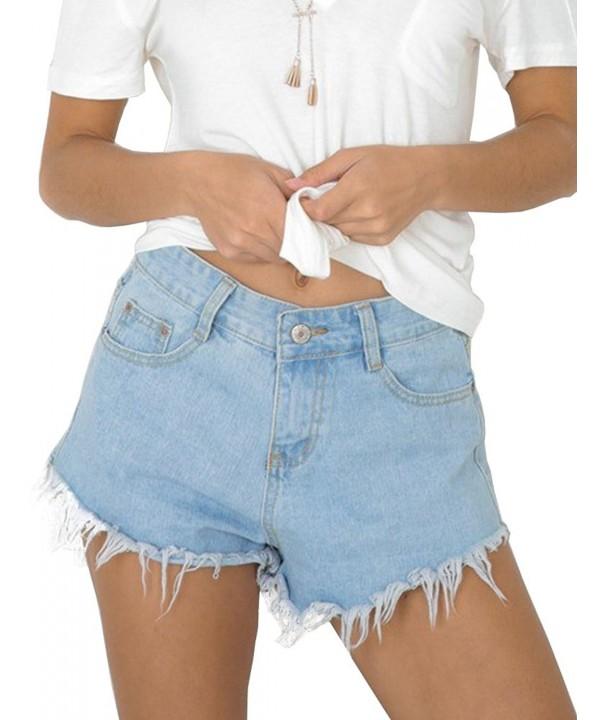 Allegrace Summer Casual Shorts Fashion